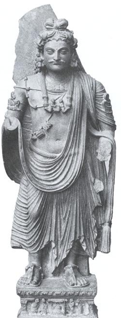 Greek Bodhisattva